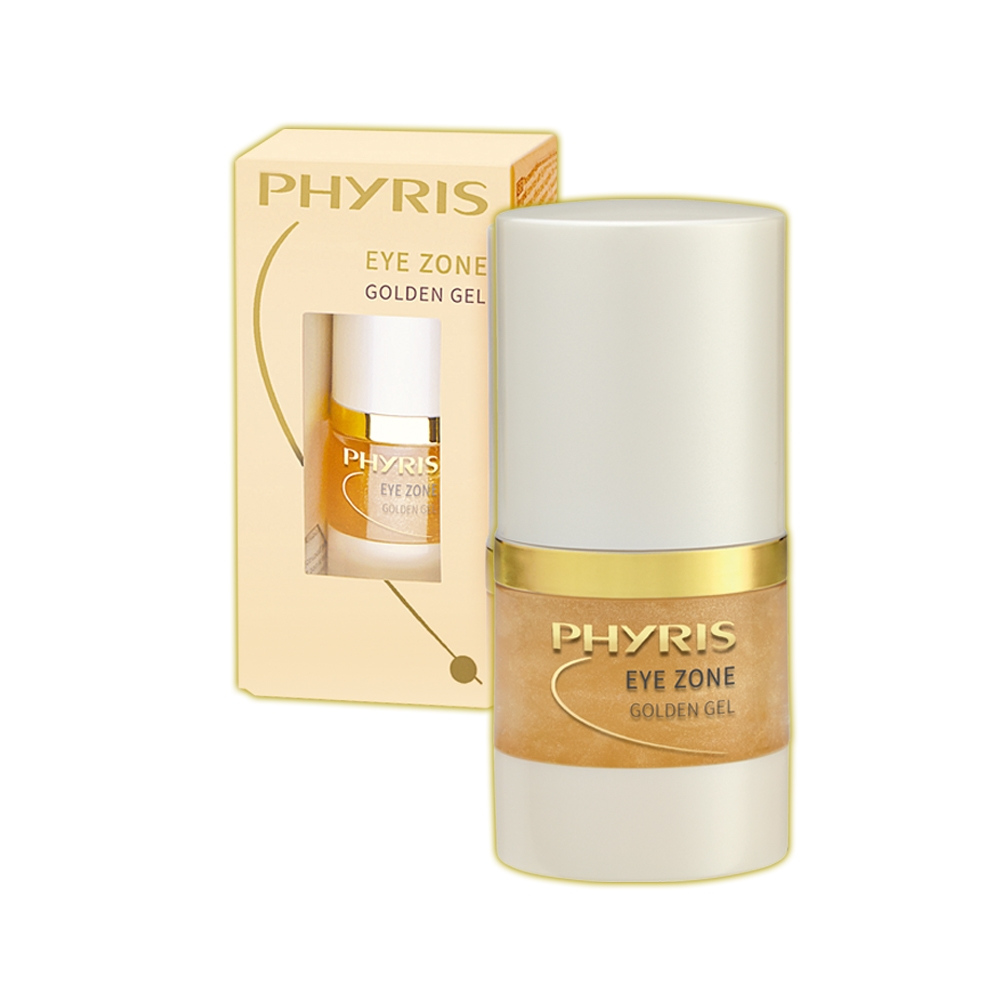 本頁圖片/檔案 - Phyris Eye Zone Golden gel 15ml